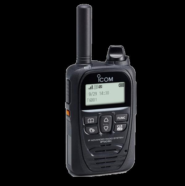 Das IP501H im LTE Funknetz von links