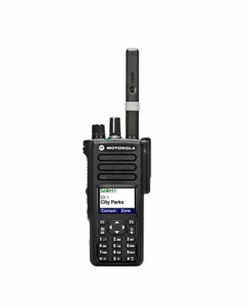 Motorola DP4801 UHF - 403-527 MHz, 1.000 Kanäle, mit Display (MDH56RDN9KA1AN)-Copy