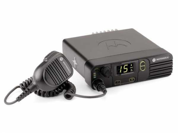 Motorola DM3400 UHF1 - 403-470 MHz, 32 Kanäle, 1-25W, mit Display, ohne Zubehör